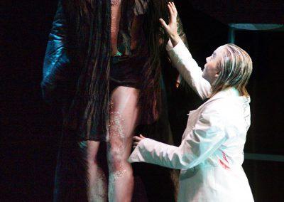 D. Glanert: Scherz, Satire, Ironie und tiefere Bedeutung. Prinzregententheater 2003